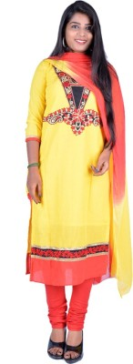 RangoliSF Self Design Kurta & Churidar