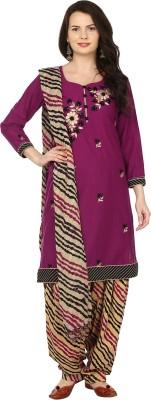 Aavaya Fashion Embellished Kurti & Patiyala