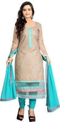 Maitri Fashion Embroidered Kurta & Churidar
