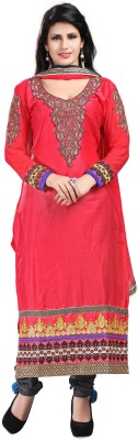 MADA Cotton Embroidered Dress/Top Material
