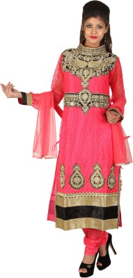 Nishaan Embellished Kurta & Churidar