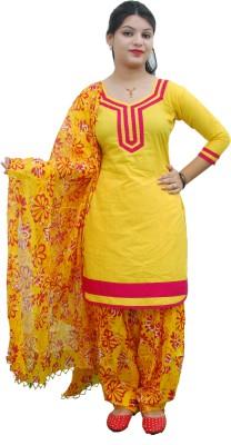 Aavaya Fashion Premium Self Design Women,s Suit