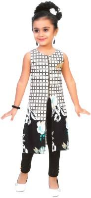 Arshia Fashions Printed Kurta & Leggings