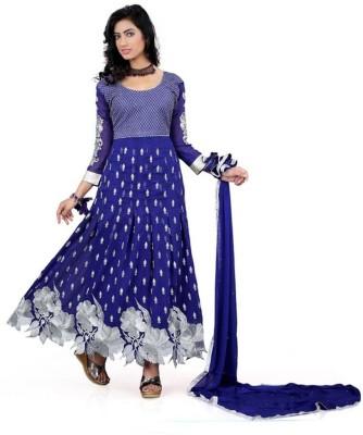 Dancing Girl Embroidered Kurti & Salwar