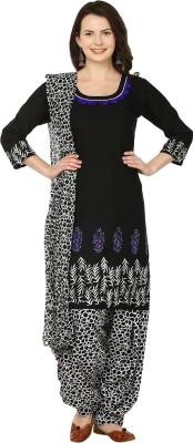 Aavaya Fashion Printed Kurti & Patiyala