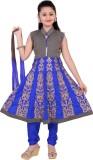 Saarah Self Design Kurta & Salwar (Stitc...