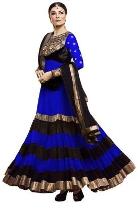 Krishna Emporia Women's Salwar and Dupatta Set
