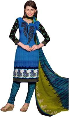 Sheryl Trendz Printed Kurti & Salwar