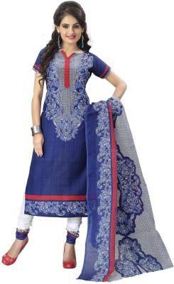 Fashion On Sky Printed Kurti & Salwar
