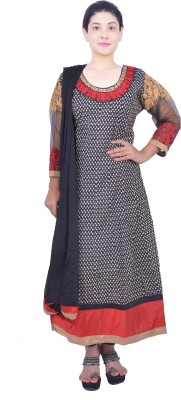Thakurani Self Design Kurta & Churidar