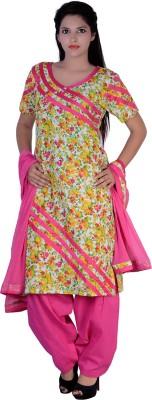 Aavaya Fashion Self Design Kurta & Churidar