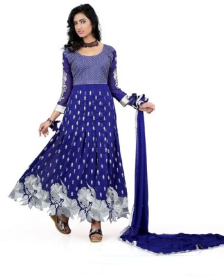 Mert India Embroidered Kurta & Salwar