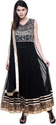 BlackBeauty Embellished Kurta & Salwar