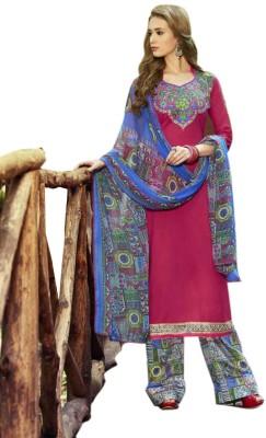 UniqueFashion Printed Kurta & Salwar