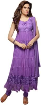Dancing Girl Printed Kurta & Salwar