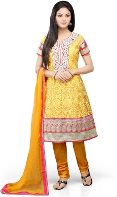 Utsav Fashion Embellished Kurta & Churidar