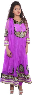 JM Luxury Embroidered Kurta & Churidar