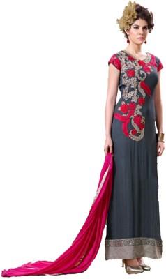 Multi retail Embroidered Kurta & Salwar