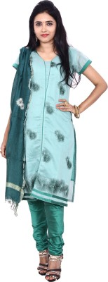 Ginni 6 Embroidered Kurta & Churidar