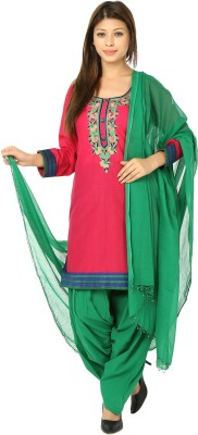 Aafra Fashion Embroidered Kurta & Patiyala