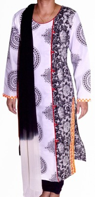 shriji Printed Kurta & Churidar