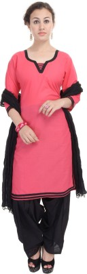 Aafra Fashion Solid Kurti & Patiyala