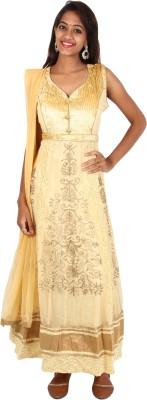 Sushil Apparels Embroidered, Self Design Kurta & Churidar
