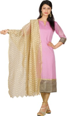 La,ethnic Self Design Kurta & Salwar