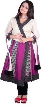 SMUK Striped Kurti & Salwar