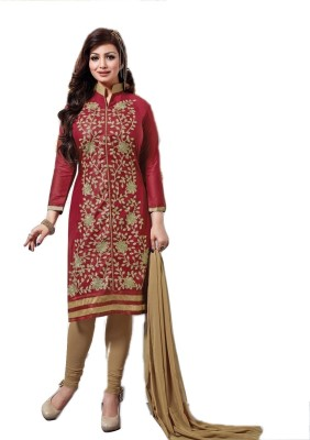 Rudra House Embroidered Kurta & Salwar