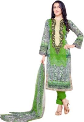 Glitzy Embroidered Kurta & Salwar