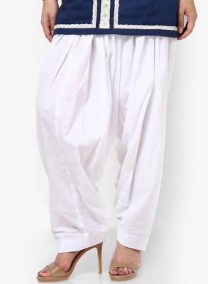 Kamaira Cotton Solid Salwar