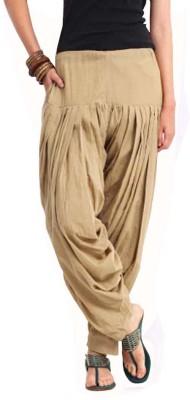 Anuze Fashions Cotton Solid Salwar