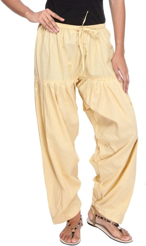 TeeMoods Cotton Solid Salwar
