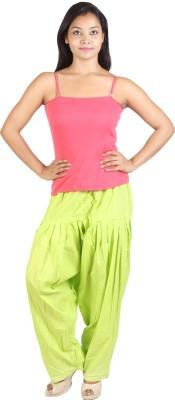 radhika Cotton Solid Salwar