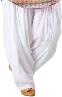 Trendline Cotton Solid Patiala
