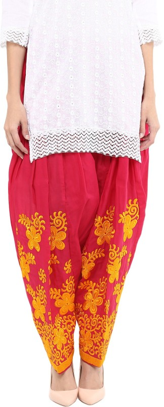 Shubhavas Cotton Embroidered Salwar