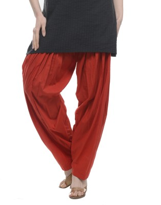 Aarushi Fashion Cotton Solid Salwar