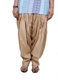 IndiWeaves Cotton Solid Patiala