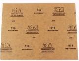 3M 518 WOD SHEETS Silicon Carbide Sandpa...