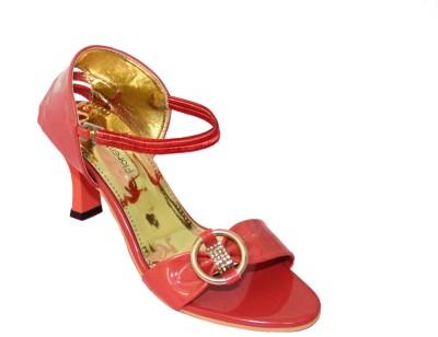 Florentyne Women Red Heels