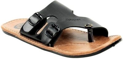 guardian Men Brown, Black Sandals
