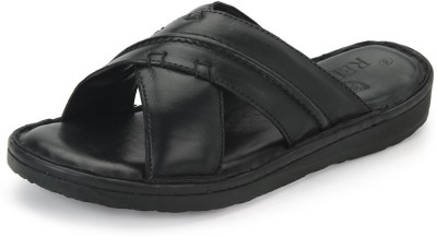 Nawaabs SP-101 Men Black Flats