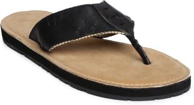 Harvard Men Black Sandals