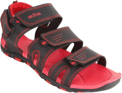 Super Matteress Men Red Sandals