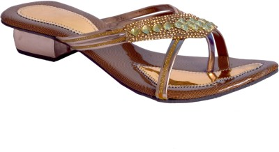 skyler Women Brown Heels