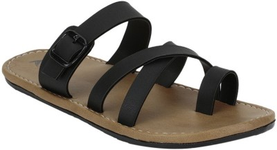 KZAARA Men Tan Sandals
