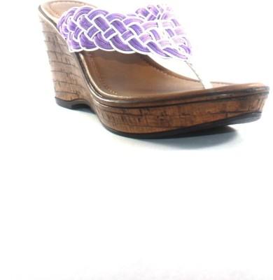 Pawar Women White Heels
