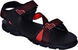 Smoky Men Red Sandals