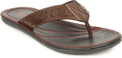 Kosher Men Brown Sandals